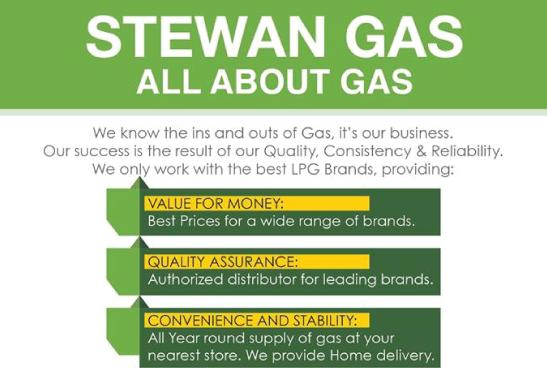 Stewan-Gas
