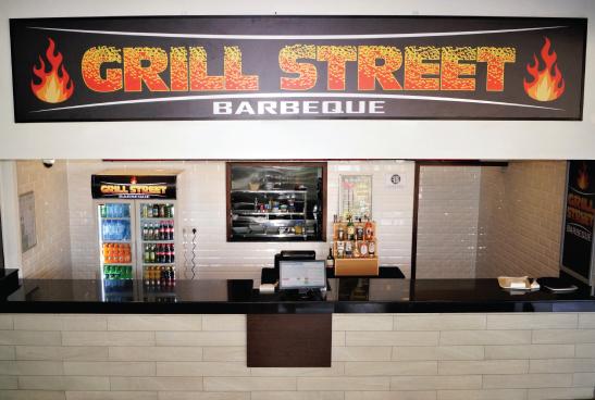 Grill-Street